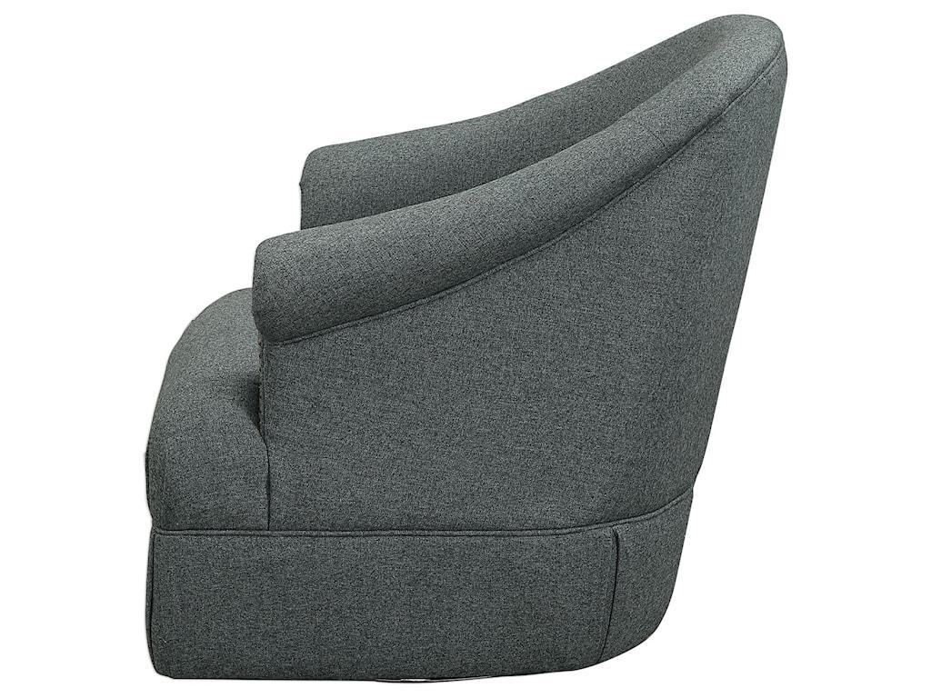 Uttermost Accent FurnitureTuloma Swivel Chair
