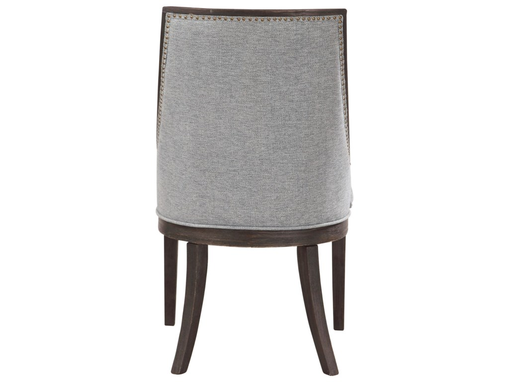 Uttermost Accent FurnitureJanis Ebony Accent Chair