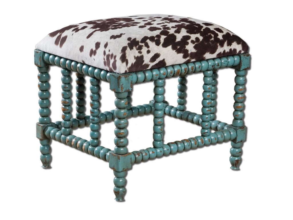 Uttermost Accent FurnitureChahna Small Bench