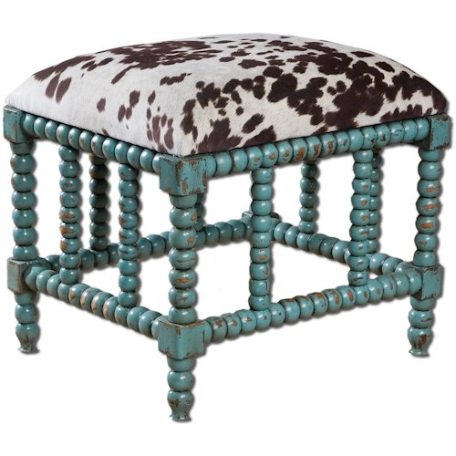 Uttermost Accent Furniture - Benches Chahna Small Bench