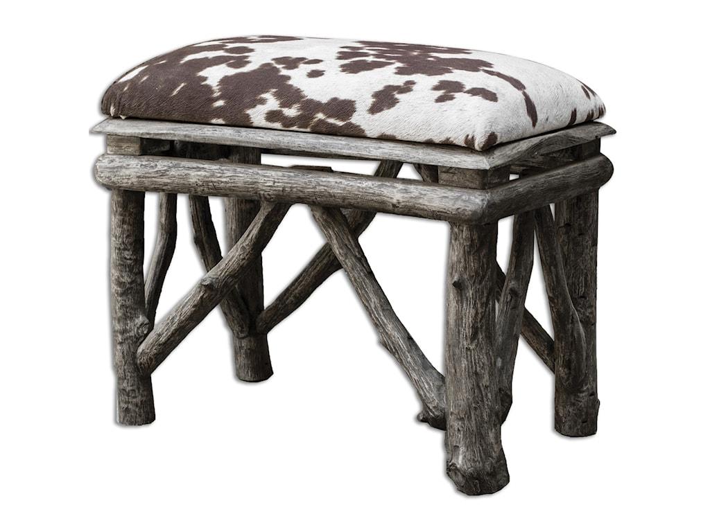 Uttermost Accent FurnitureChavi Small Bench