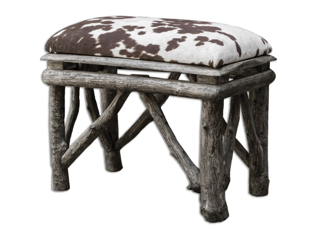 Uttermost Accent FurnitureChavi Small Bench