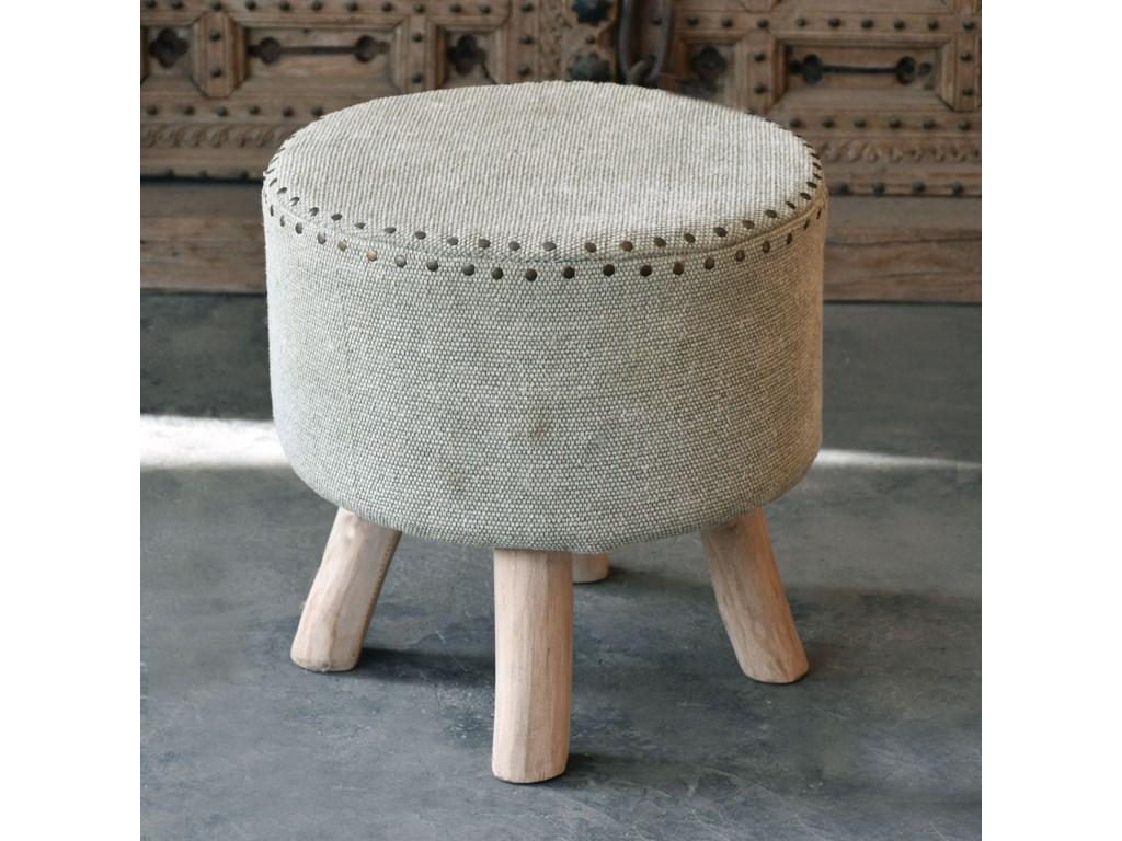 Uttermost Accent FurnitureLucas Accent Stool