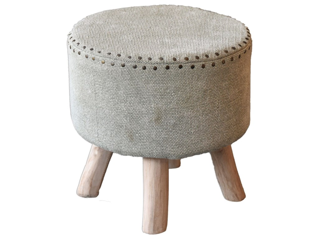 Uttermost Accent FurnitureLucas Accent Stool