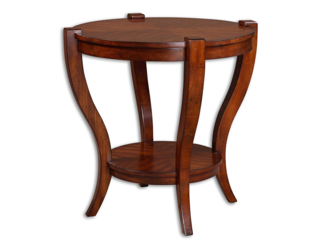 Uttermost Accent FurnitureBergman End Table