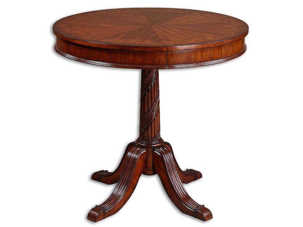 Uttermost Accent FurnitureBrakefield Round Table