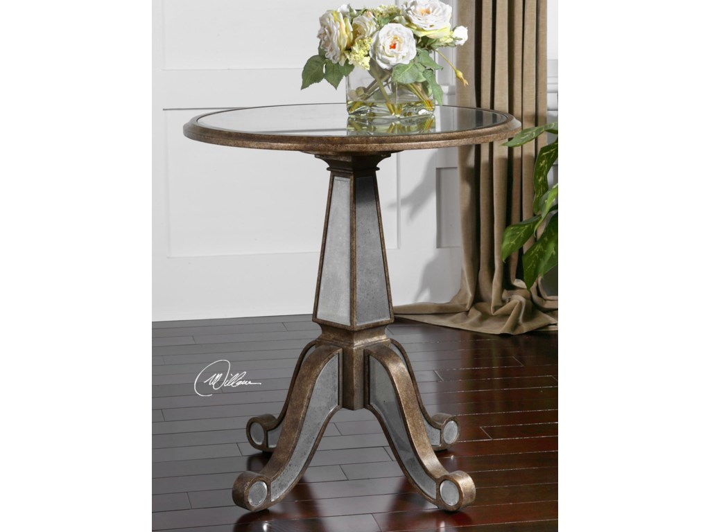 Uttermost Accent Furniture - Occasional TablesEraman Accent Table