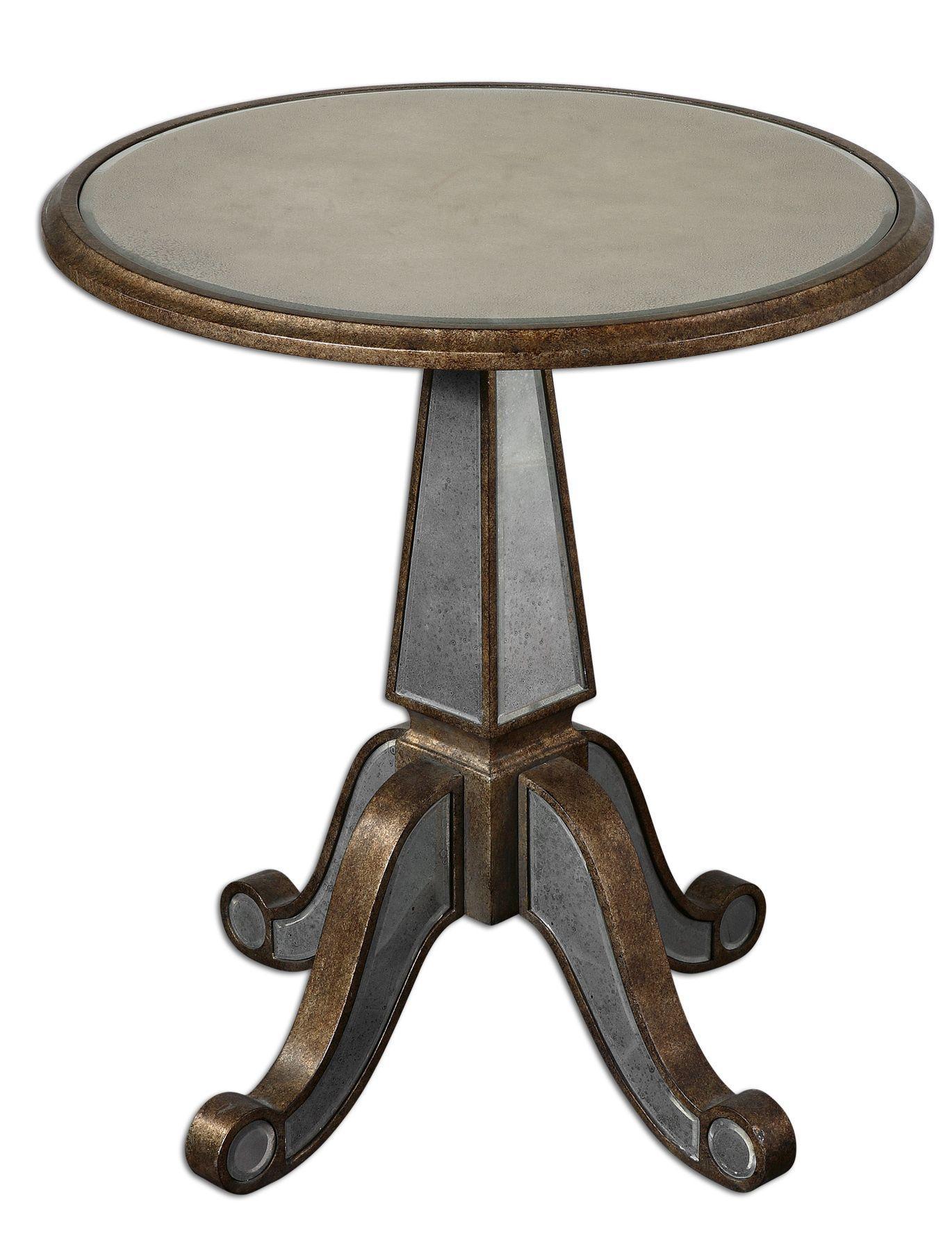 Uttermost Accent FurnitureEraman Accent Table ...