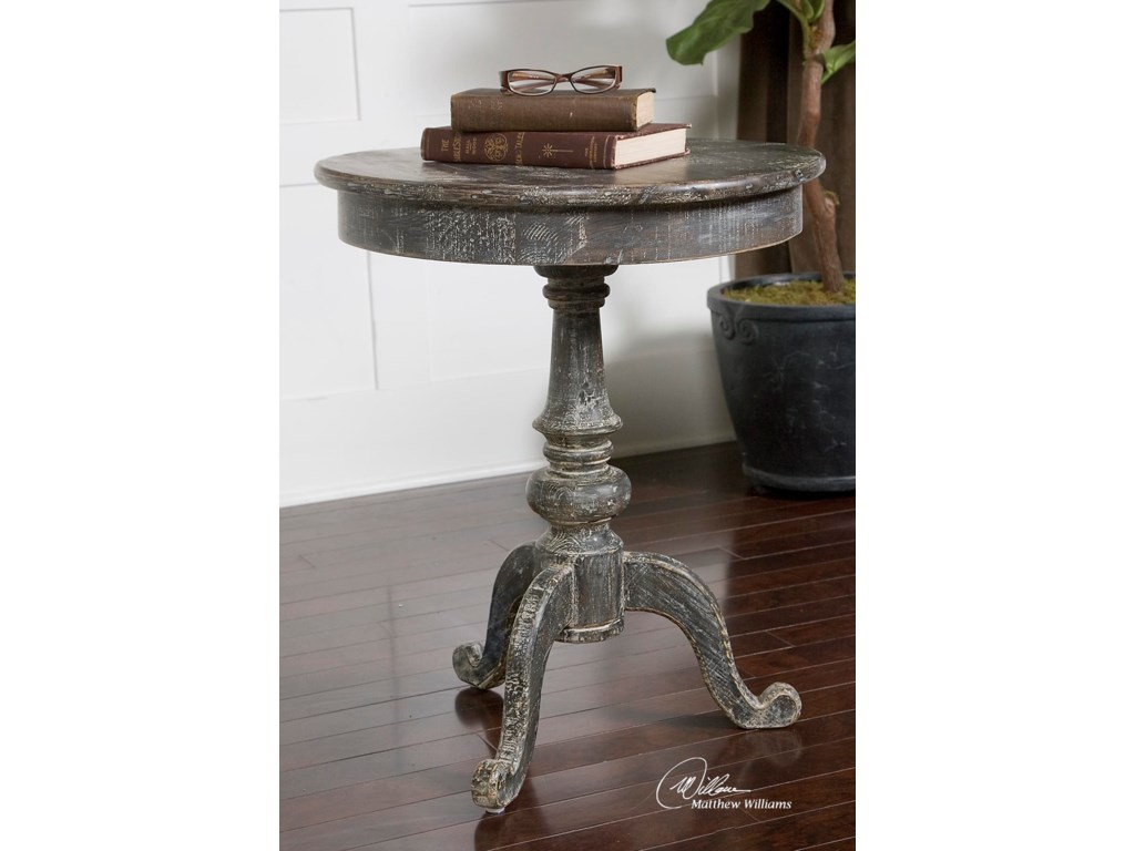 Uttermost Accent FurnitureCadey Side Table