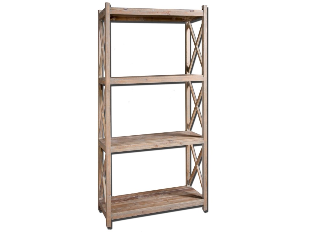 Uttermost Accent Furniture - BookcasesStratford Etagere