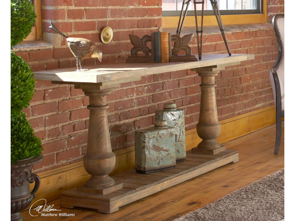 Uttermost Accent FurnitureStratford Console