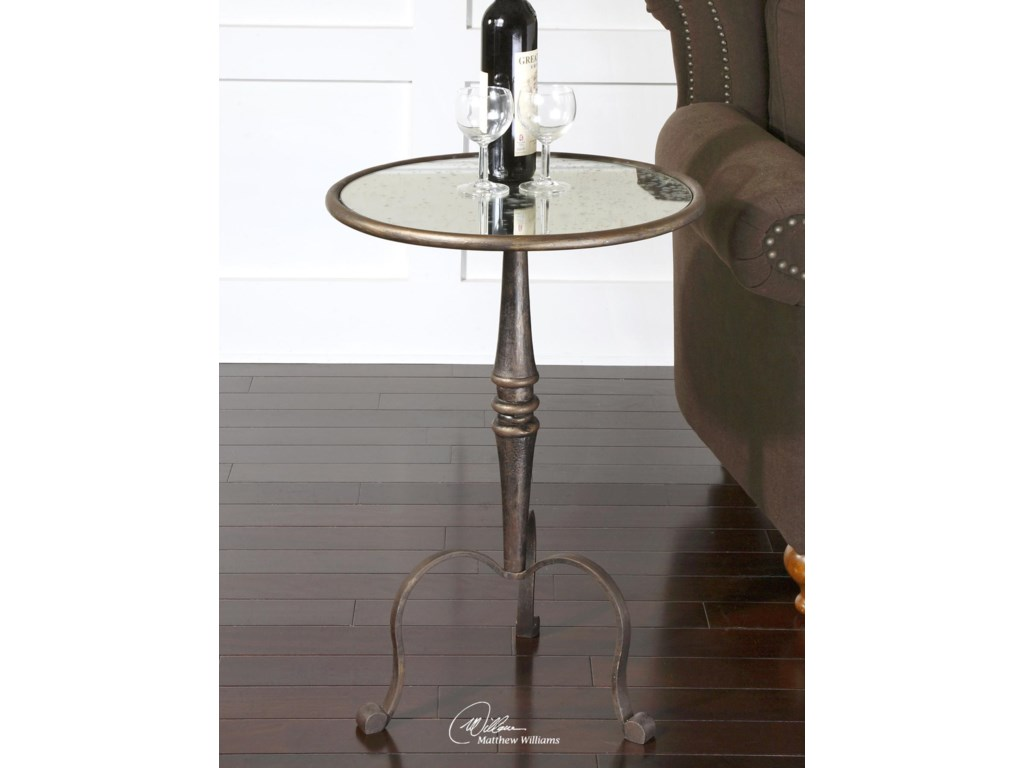 Uttermost Accent Furniture - Occasional TablesAnais Accent Table