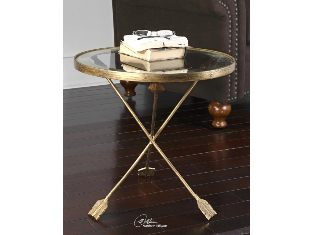 Uttermost Accent FurnitureAero Accent Table
