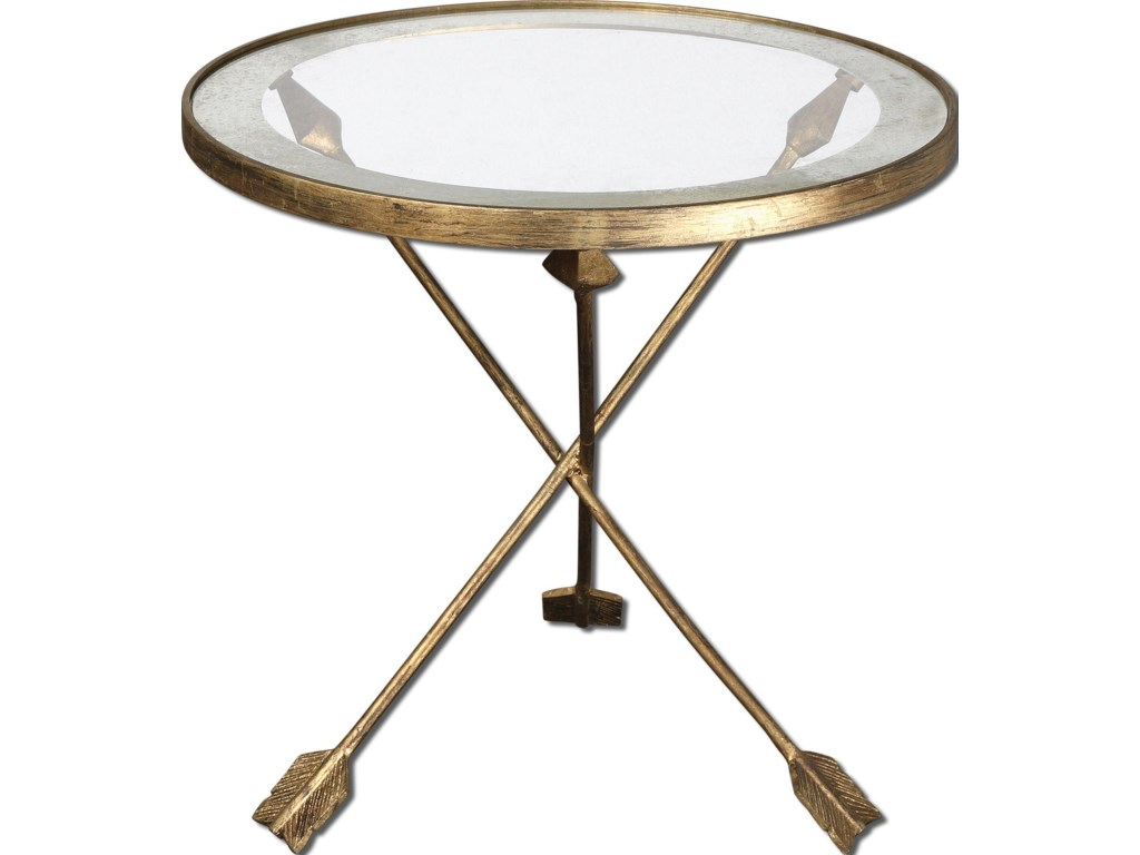 Uttermost Accent Furnitureaero Table