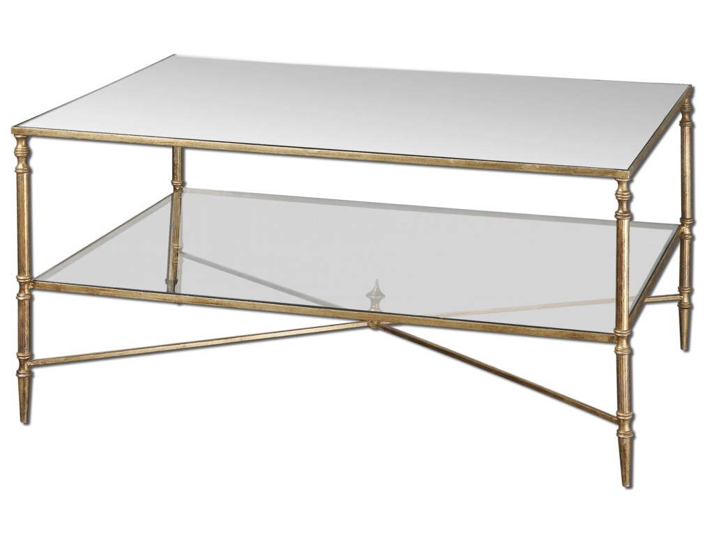 Uttermost Accent FurnitureHenzler Coffee Table
