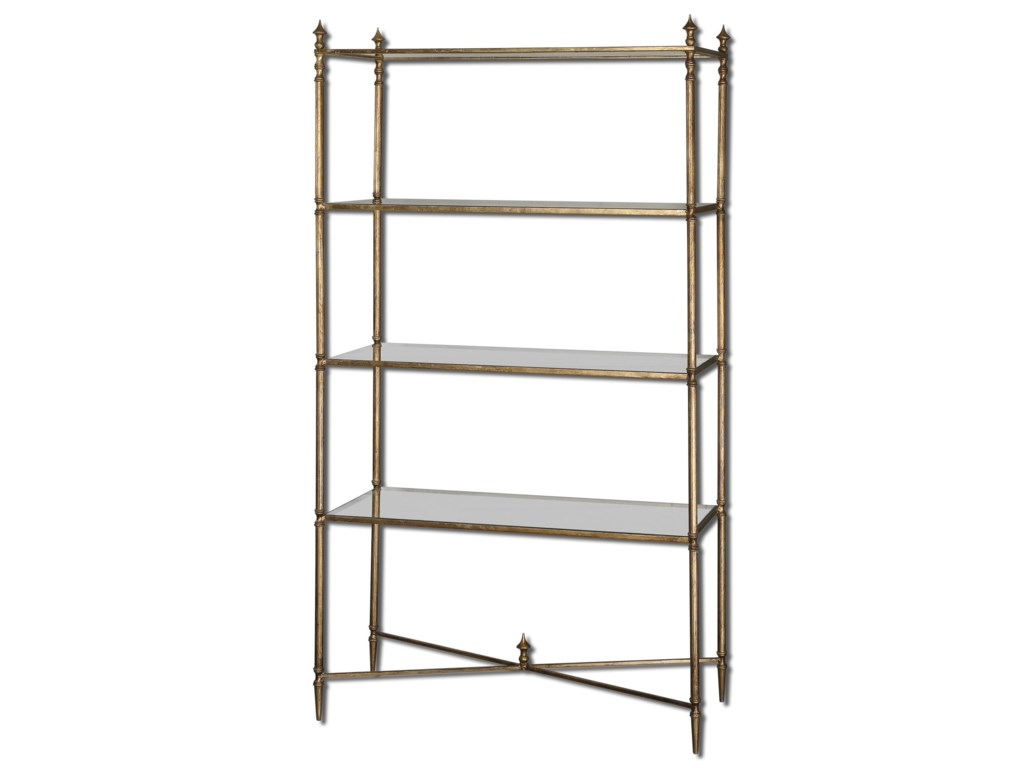 Uttermost Accent FurnitureHenzler Etagere