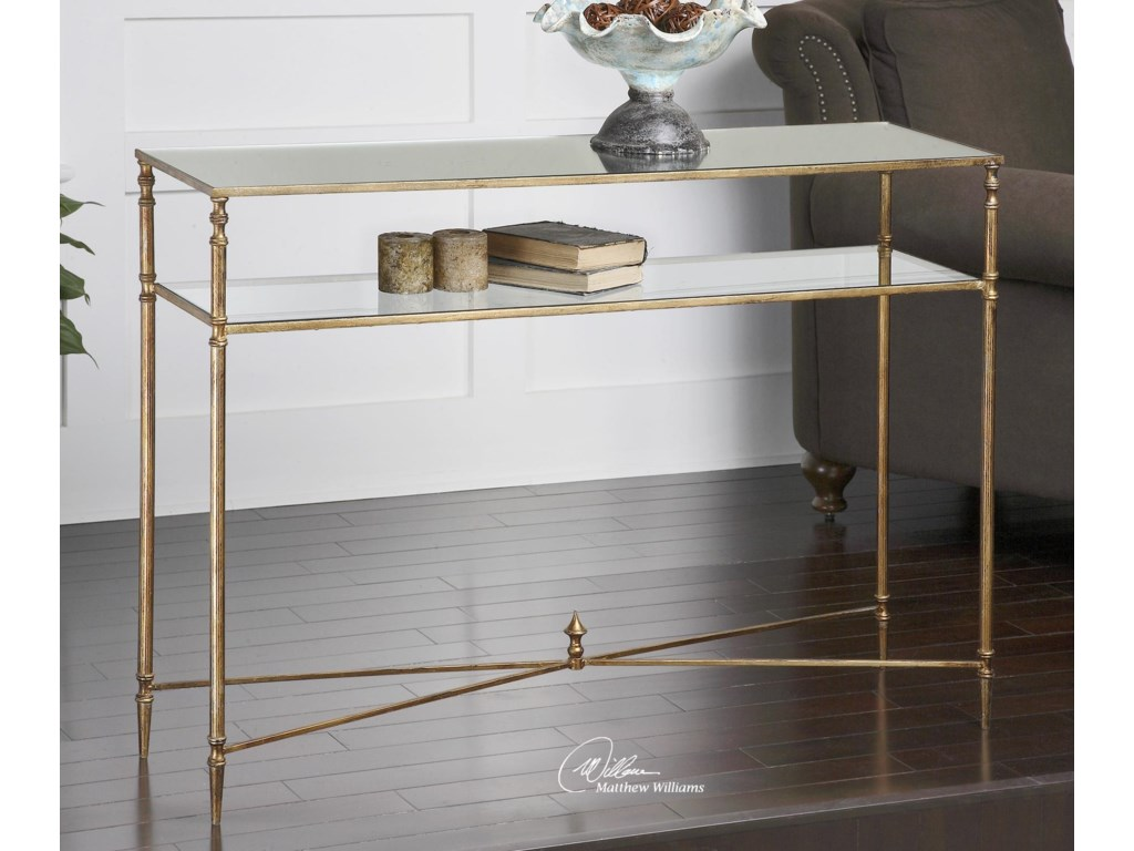 Uttermost Accent FurnitureHenzler Console Table