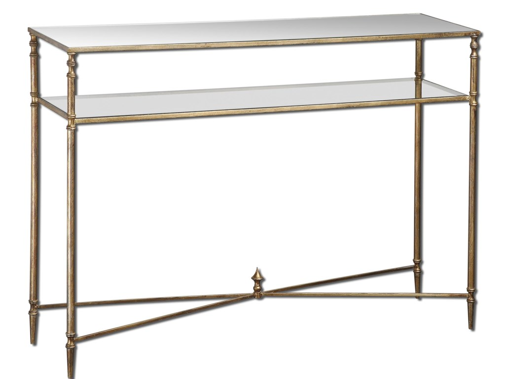 Uttermost Accent Furniture - Occasional TablesHenzler Console Table