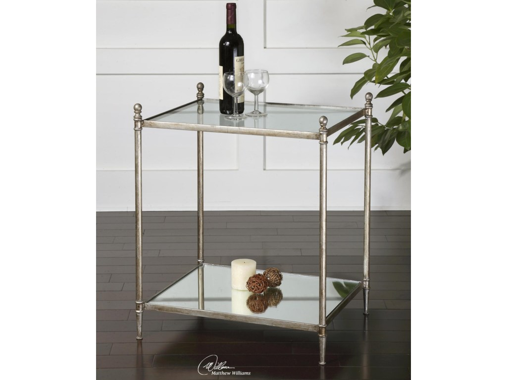 Uttermost Accent Furniture - Occasional TablesGannon End Table