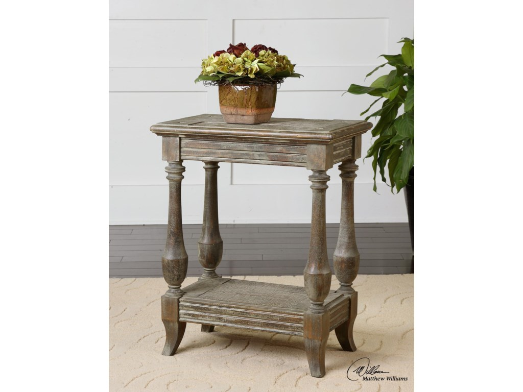Uttermost Accent FurnitureMardonio Side Table