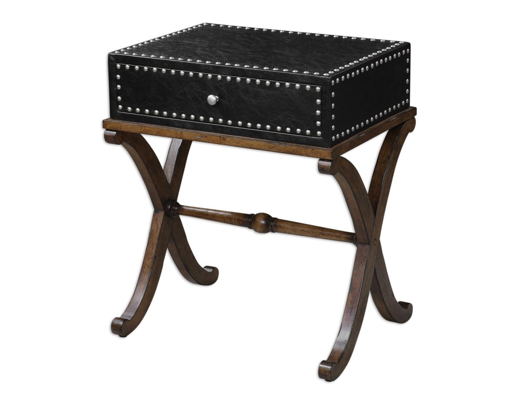 Uttermost Accent FurnitureLok Accent Table