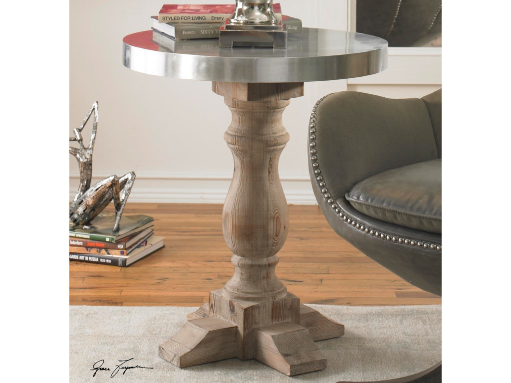 Uttermost Accent FurnitureMartel Accent Table