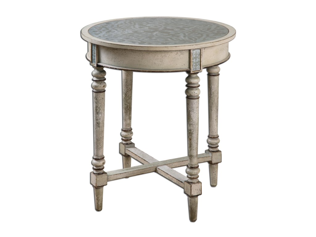 Uttermost Accent FurnitureJinan Accent Table