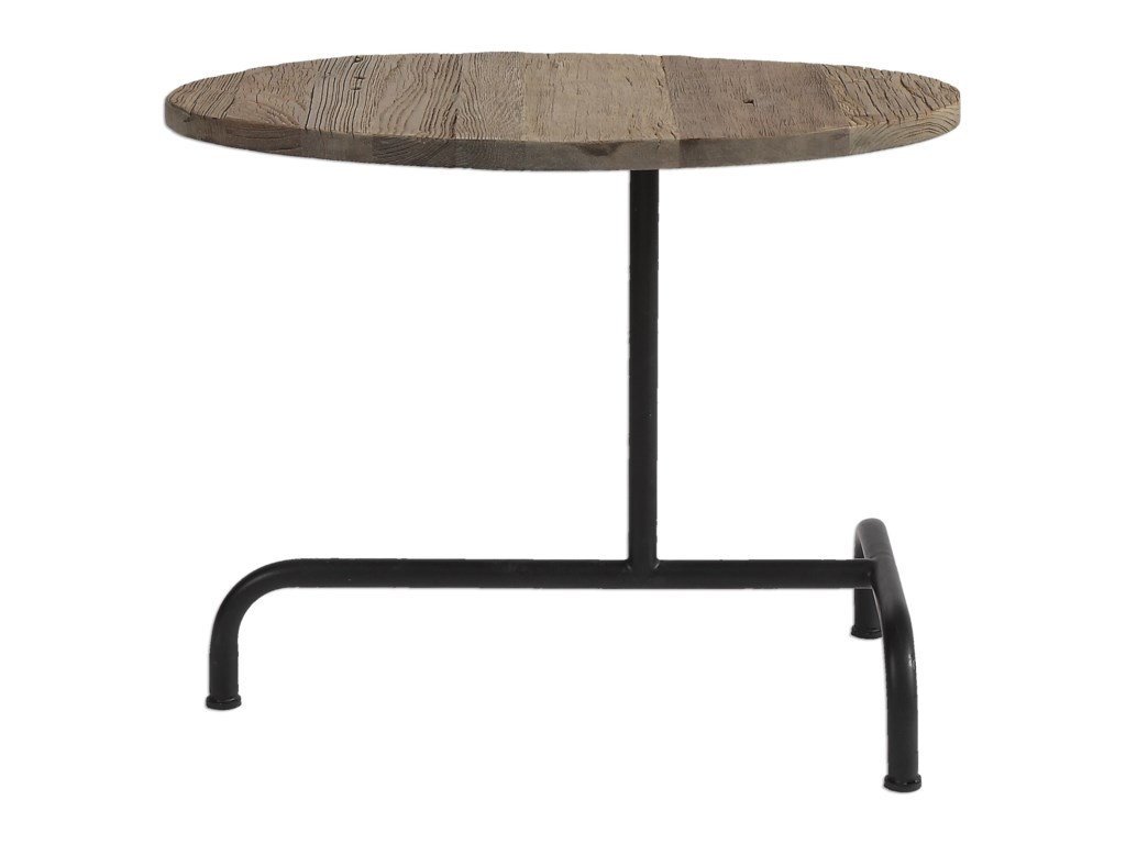 Uttermost Accent FurnitureMartez Industrial Accent Table