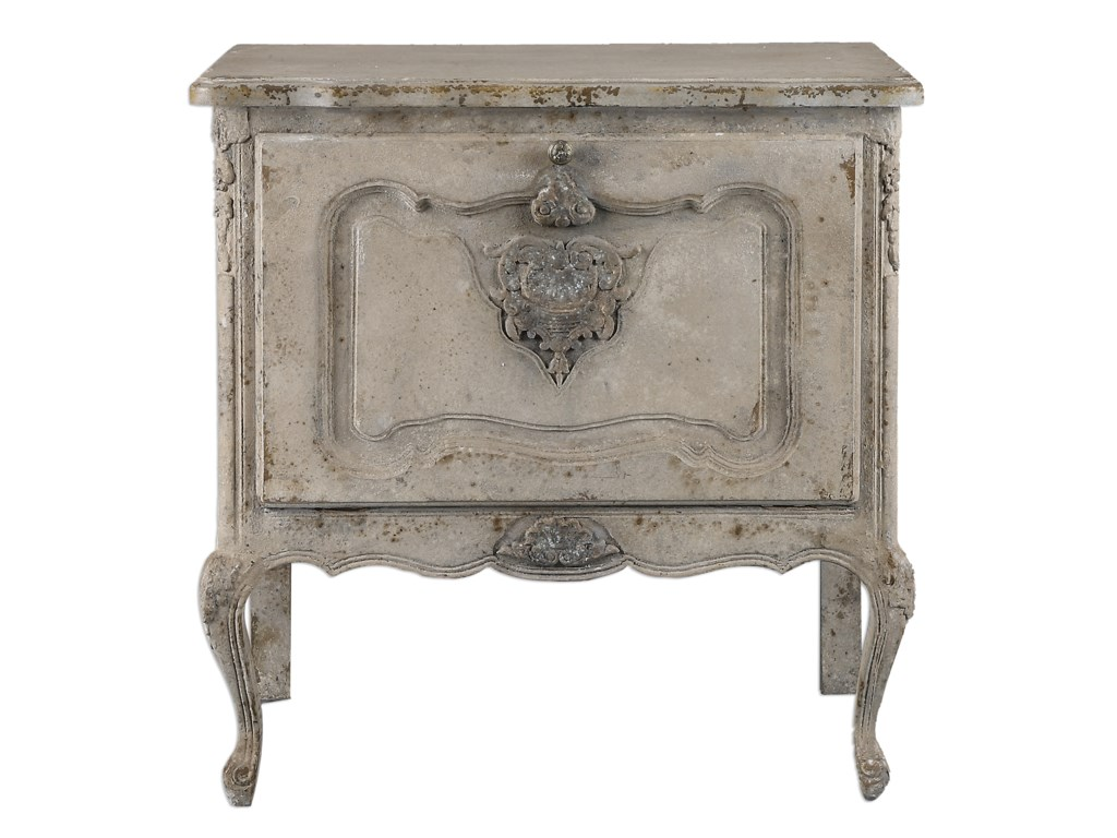 Uttermost Accent FurnitureFausta Aged Ivory Accent Chest