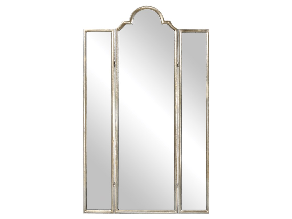 Uttermost Accent FurnitureNeema Three Paneled Mirror Screen