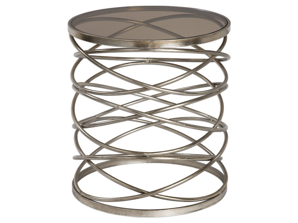 Uttermost Accent Furniture - Occasional TablesMarella Modern Accent Table
