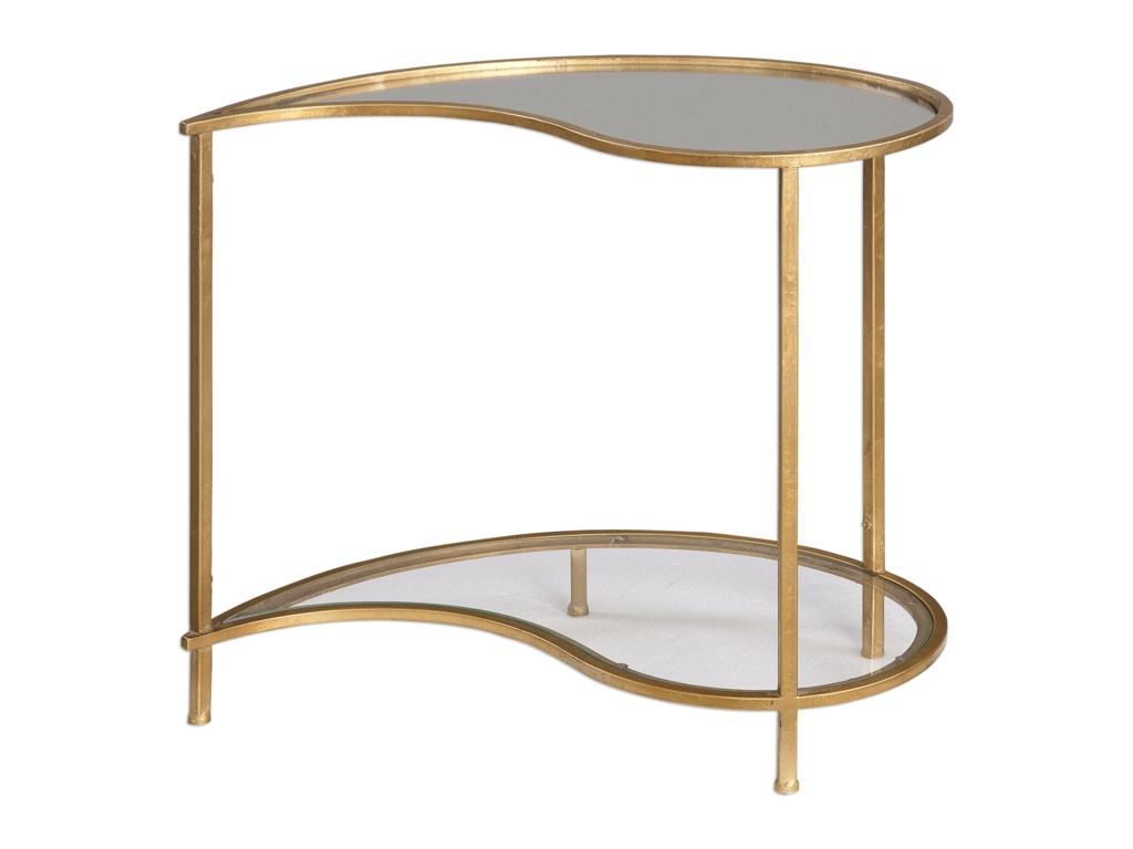 Uttermost Accent FurnitureDarcie Teardrop Bunching Side Table