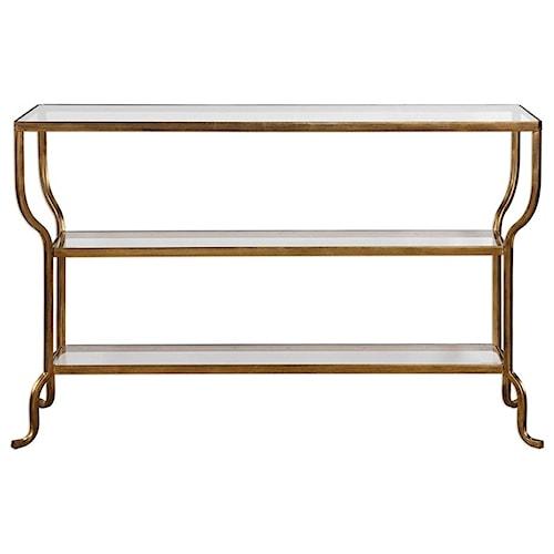 Uttermost Accent Furniture Deline Console Table