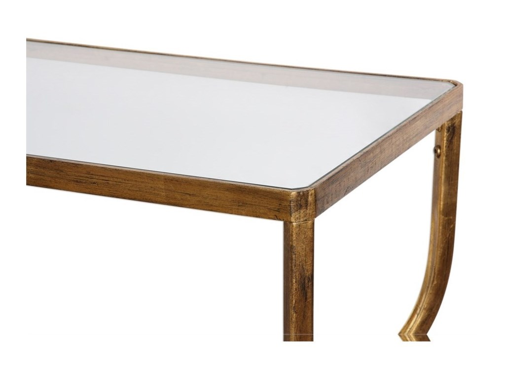 Uttermost Accent FurnitureDeline Console Table