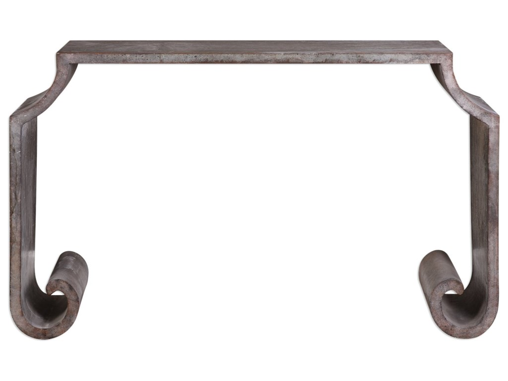 Uttermost Accent Furniture - Occasional TablesAgathon Console Table