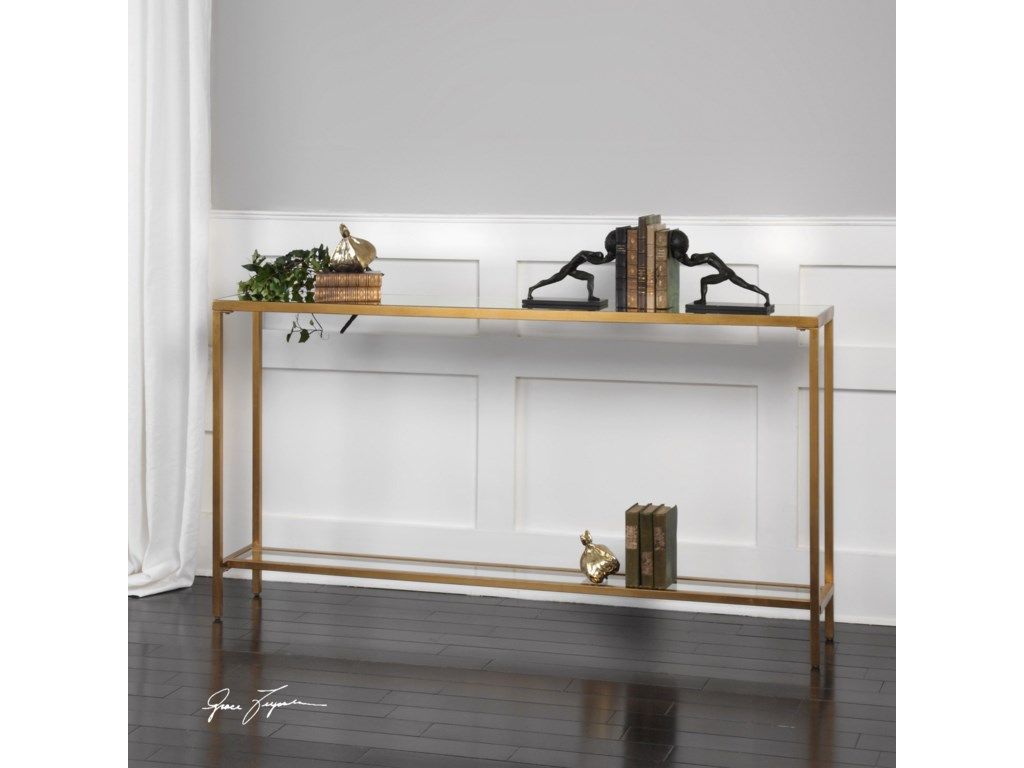 Uttermost Accent FurnitureHayley Console Table