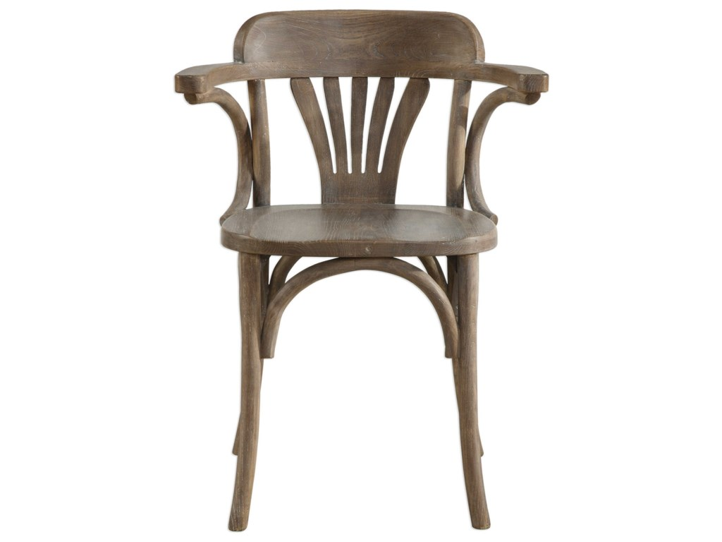 Uttermost Accent FurnitureHuck Natural Accent Chair