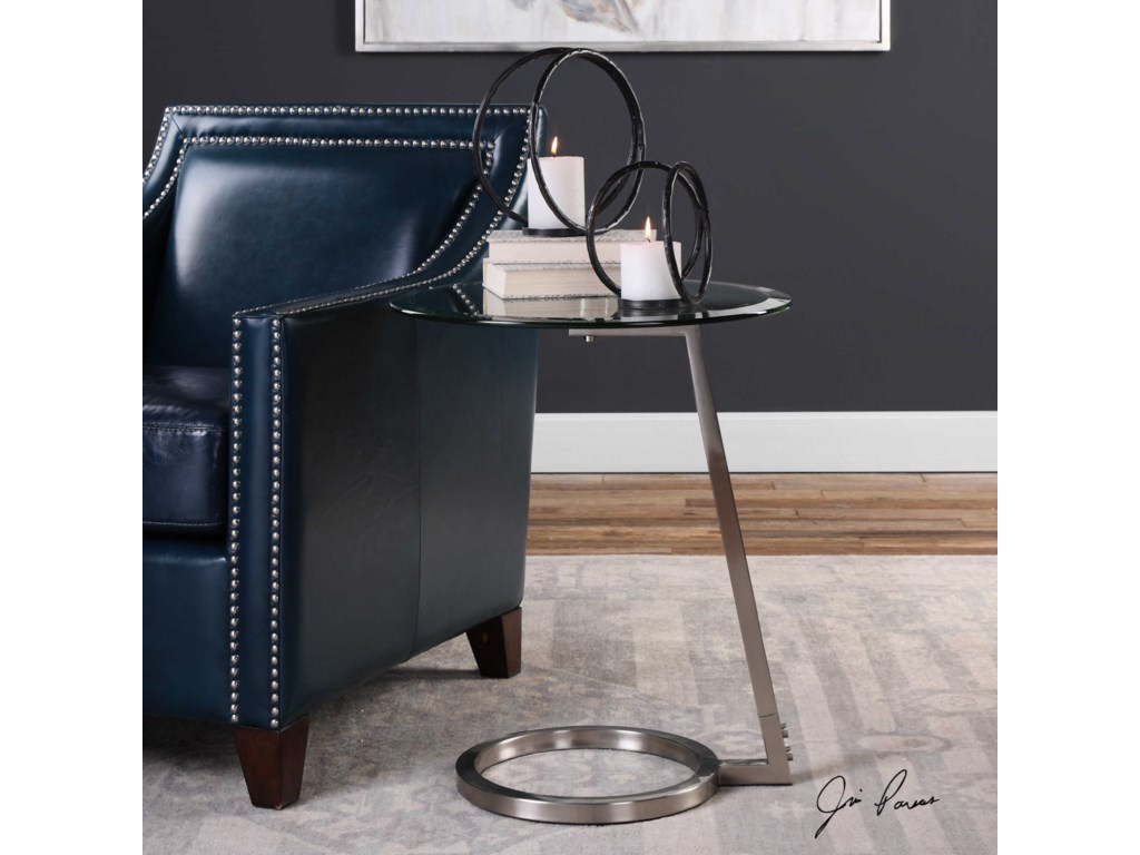Uttermost Accent FurnitureOrdino Modern Accent Table