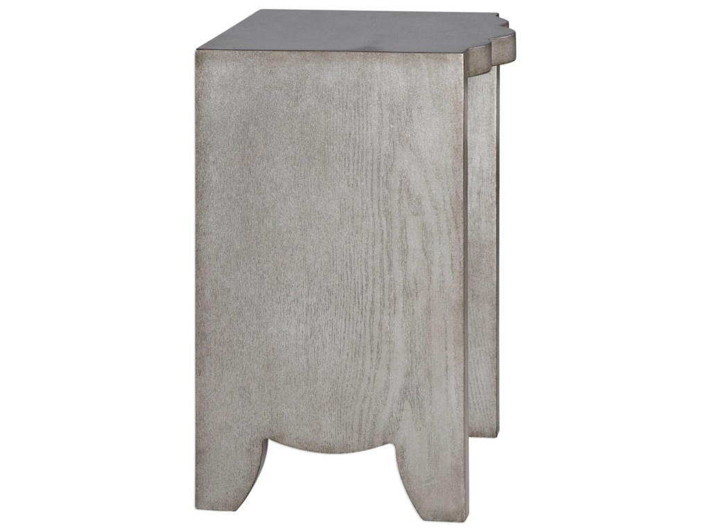 Uttermost Accent FurnitureImala Natural Ash Nesting Tables (Set of 2)