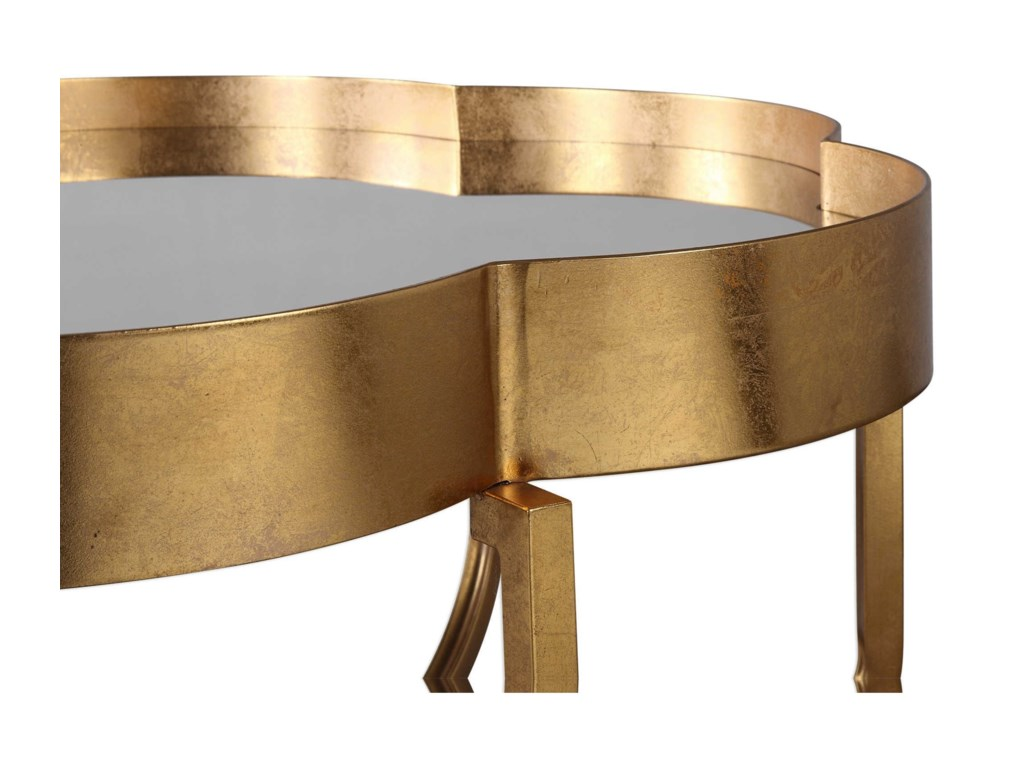 Uttermost Accent FurnitureCydney Gold Coffee Table