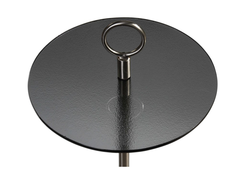 Uttermost Accent FurnitureAstro Stainless Steel Accent Table