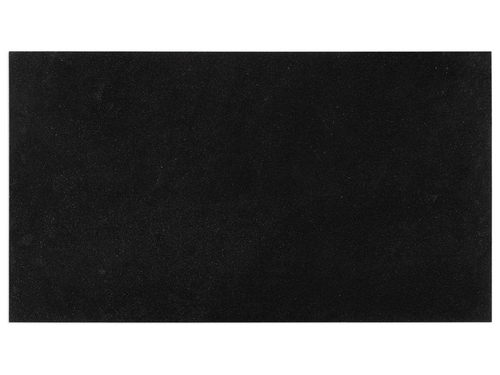 Uttermost Accent Furniture - Occasional TablesAgnes Black Granite Coffee Table