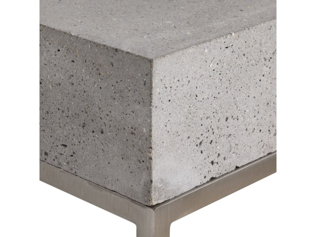 Uttermost Accent FurnitureJude Industrial Modern Plant Stand