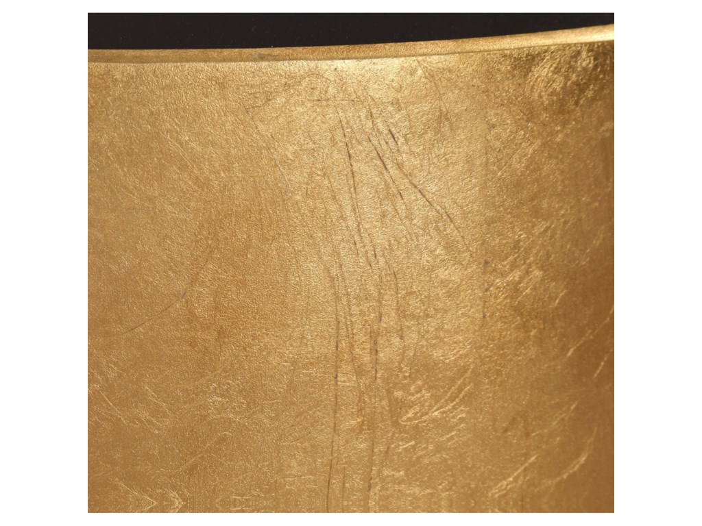 Uttermost Accent Furniture - Occasional TablesVeira Gold Accent Table