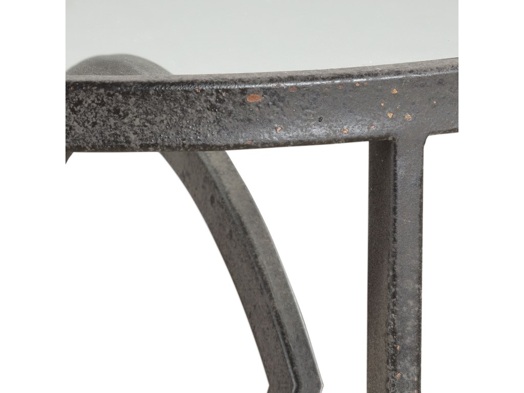 Uttermost Accent FurnitureLucien Iron Accent Table