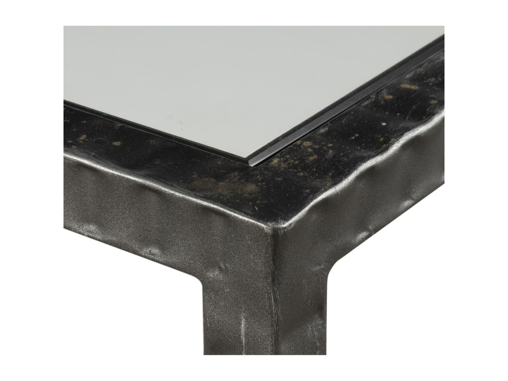 Uttermost Accent FurnitureLeo Industrial Console Table