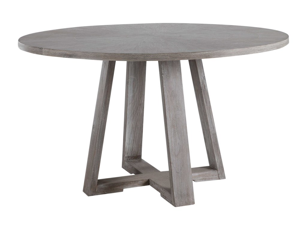Uttermost Accent FurnitureGidran Gray Dining Table