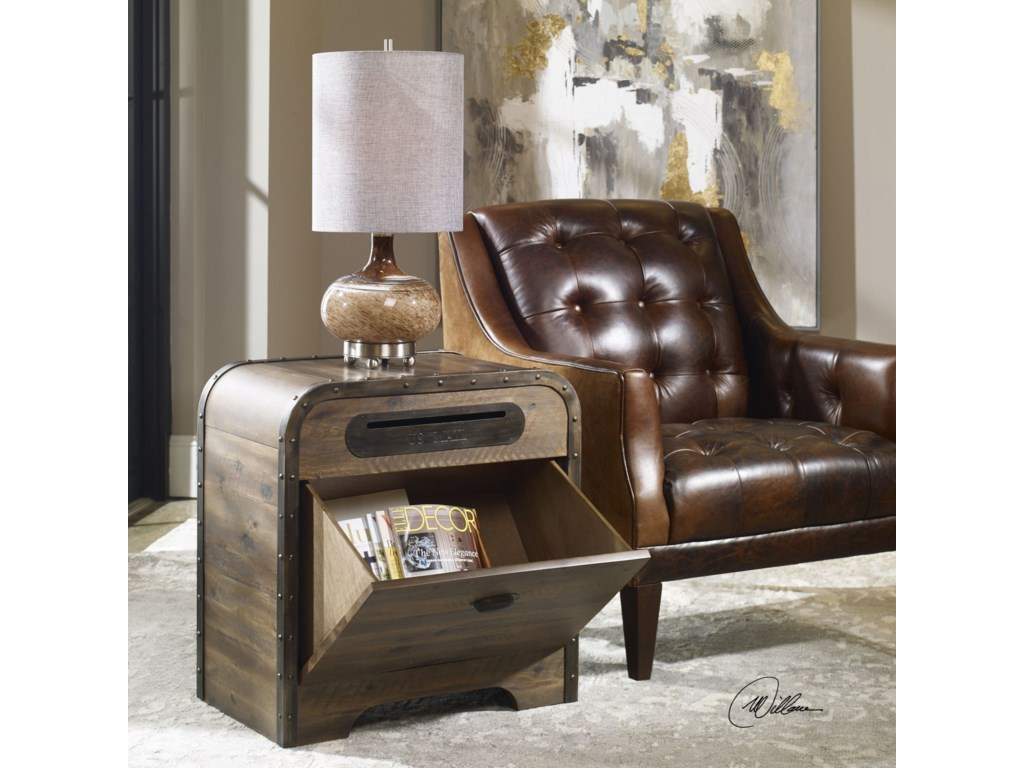 Uttermost Accent Furniture - Occasional TablesBenjamin