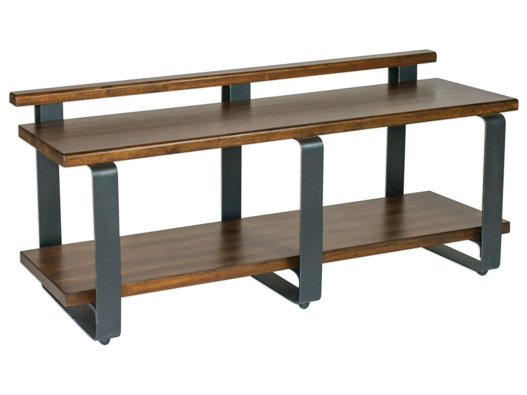 Uttermost Accent Furniture - BenchesIndio Industrial Bench