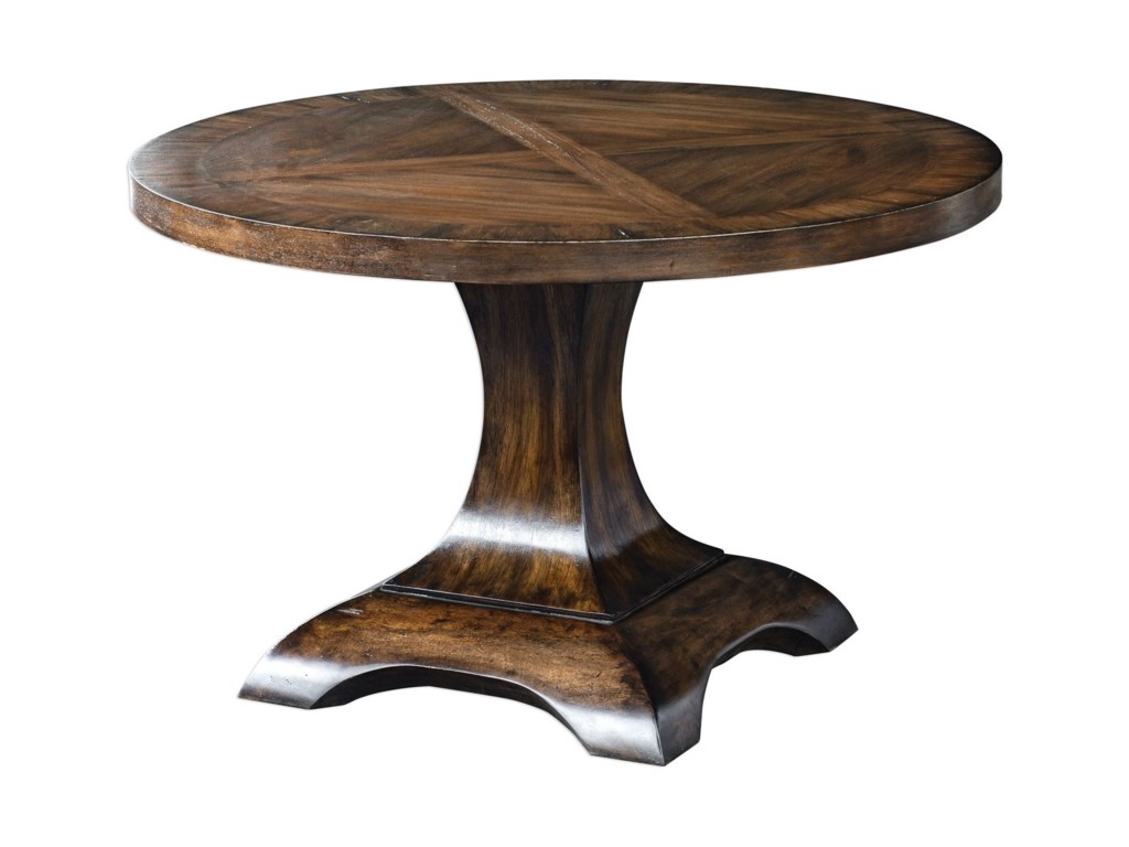 Uttermost Accent FurnitureLoxley Walnut Dining Table